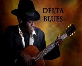 DB DELTA BLUES