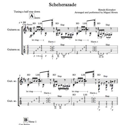 Scheherazade Imagen producto