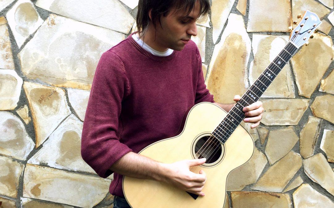 Miguel Rivera plays Larson Bros. Guitars