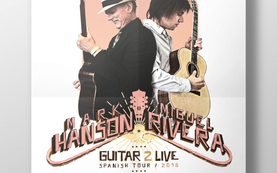 Miguel Rivera & Mark Hanson  – Guitar2Live Spanish Tour