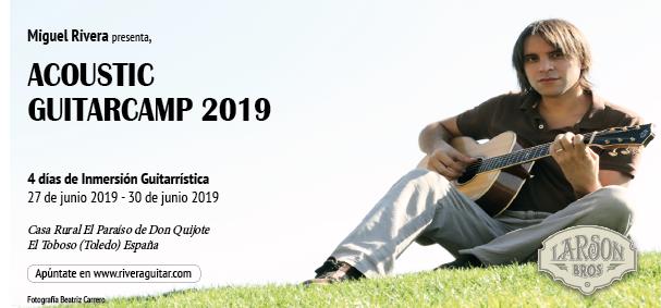 Acoustic Guitar Camp 2019