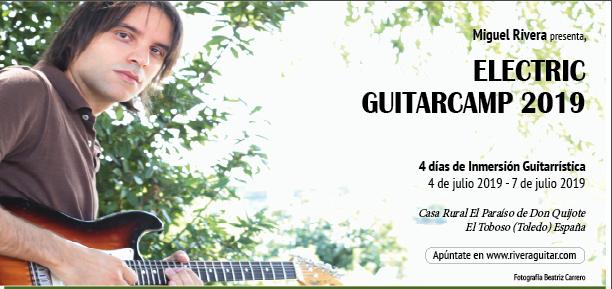 Electric Guitar Camp 2019